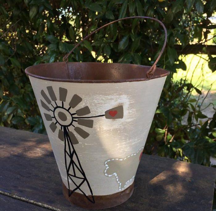 Rusted Bucket